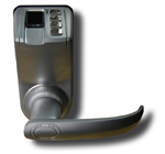 LA-3398 Fingerprint Door Lock